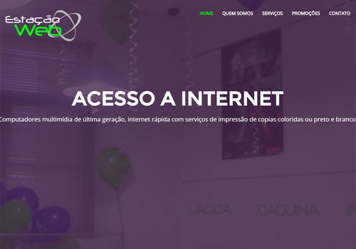 Criaçao de Sites